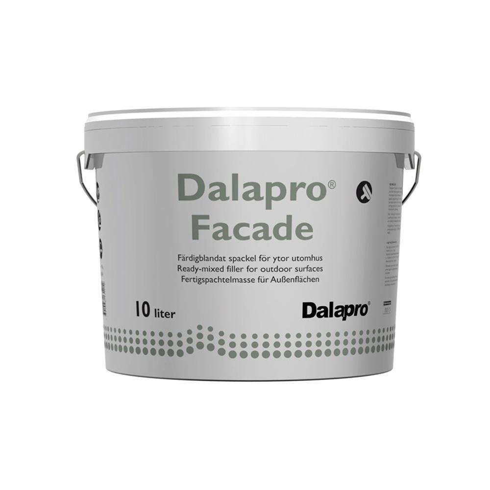 fertigspachtelmasse fuer aussenflaechen dalapro facade scandipaint