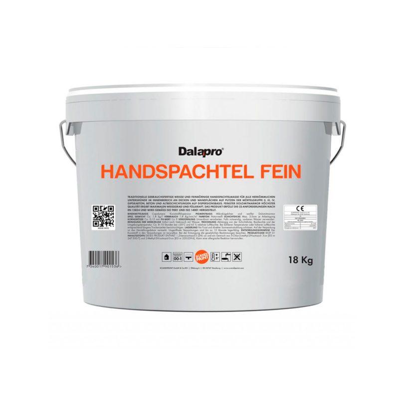Handspachtel Fein Dalapro Scandipaint