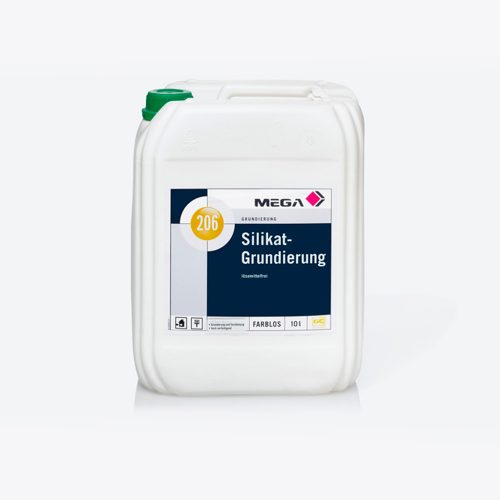 Grundierung Silikat-Grundierung 206 loesemittelfrei Mega