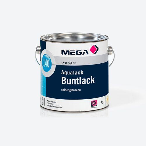 Lackfarbe Aqualack Buntlack 140 seidenglaenzend Mega