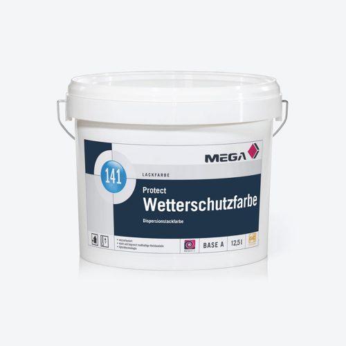 Lackfarbe Protect Wetterschutzfarbe 141 dispersionslackfarbe Mega