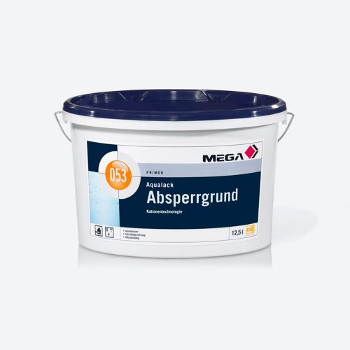 Primer Aqualack Absperrgrund 053 Kationentechnologie Mega