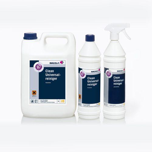 Clean Universalreiniger 942 Konzentrat Mega
