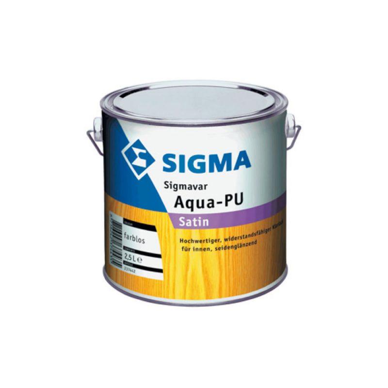 SIGMAVAR Aqua PU satin und gloss