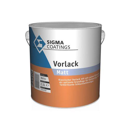 Sigma Vorlack