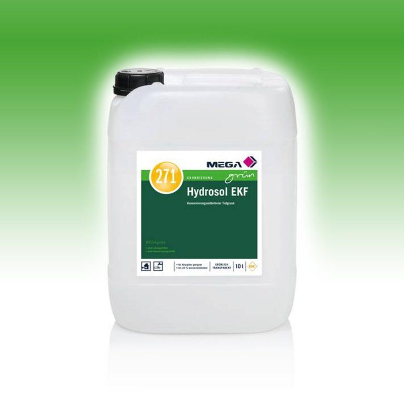 Grün Grundierung Hydrosol EKF 271 Konservierungsmittelfreier Tiefgrund Mega