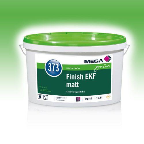 Grün Innenfarbe Finish EKF matt 373 Konservierungsmittelfreier Mega
