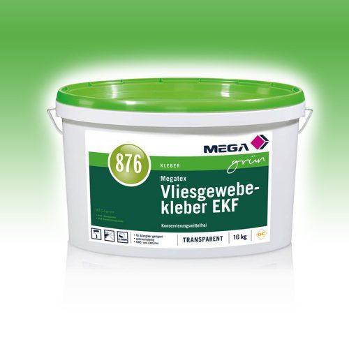Grün Kleber Megatex Vliesgewebekleber EKF 876 Konservierungsmittelfreier Mega