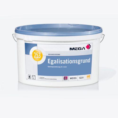 Grundierung Egalisationsgrund 253 Spezialgrundierung für innen Mega