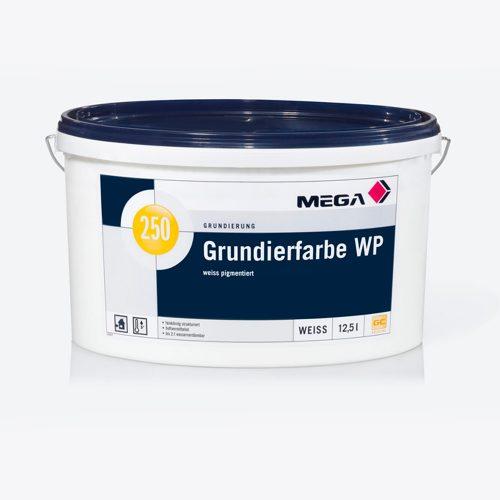 Grundierung Grundierfarbe WP 250 weiss pigmentiert Mega