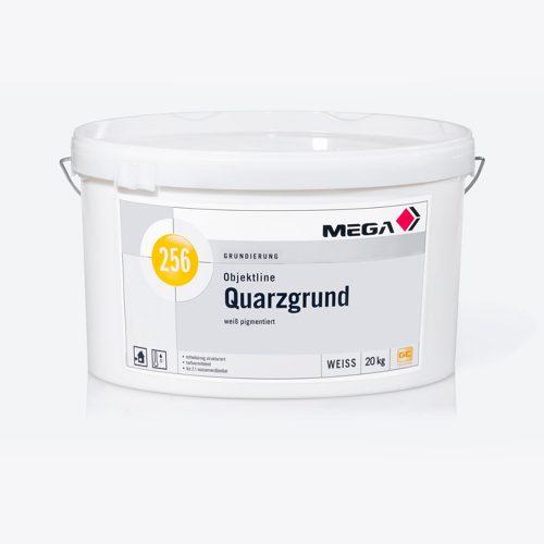 Grundierung Quarzgrund 256 weiss pigmentiert Mega
