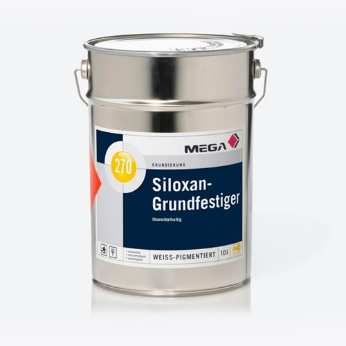 Grundierung Siloxan-Grundfestiger 270 lösemittelhaltig Mega