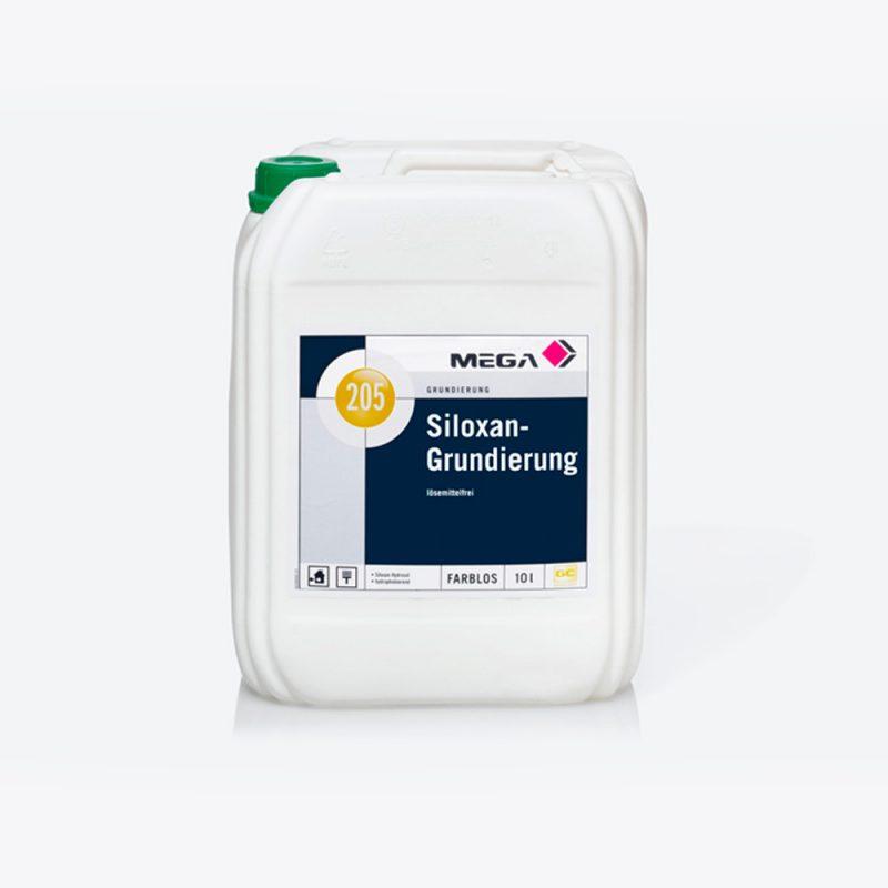 Grundierung Siloxan-Grundierung 205 lösemittelfrei Mega