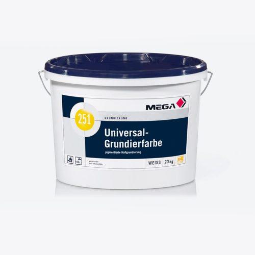 Grundierung Universal-Grundierfarbe 251 pigmentierte Haftgrundierung Mega
