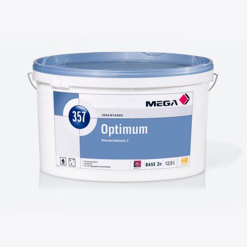 Innenfarbe Optimum 357 Nassabriebklasse 2 Base Zn Mega