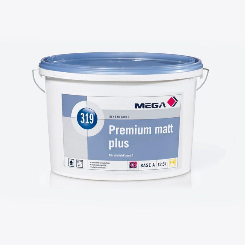 Innenfarbe Premium matt plus 319 Nassabriebklasse 1 Mega