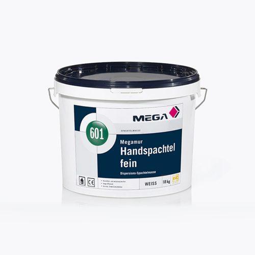 Spachtelmasse Megamur Handspachtel fein 601 Dispersions-Spachtelmasse Mega