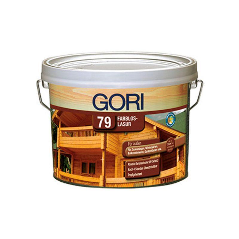 GORI 79 Farblos-Lasur