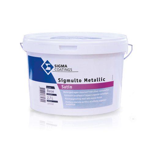 Sigmulto Metallic SIGMA