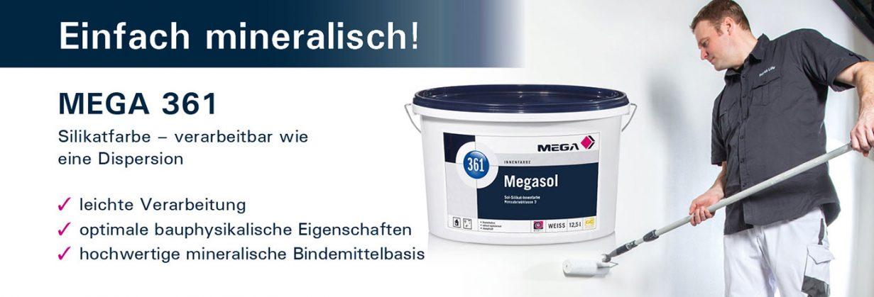 MEGASOL 361 Innenfarbe